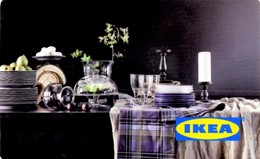 *BELGIO - GIFT CARD - IKEA* - Usata - Gift Cards
