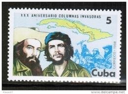 CU 1988 MI 3219 ** - Cuba