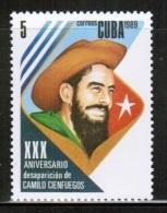 CU 1989 MI 3334 - Cuba