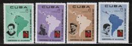 CU 1967 MI 1315-18 - Cuba