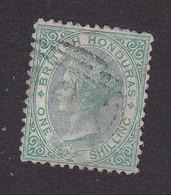 British Honduras, Scott #7, Used, Victoria, Issued 1872 - Brits-Honduras (...-1970)