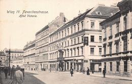 Autriche - Wien - Vienne - IV - Favoritenstrasse - Hôtel Victoria - Vienna Center