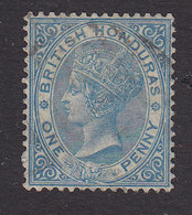 British Honduras, Scott #8, Used, Victoria, Issued 1877 - Honduras Britannico (...-1970)