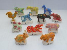 FEVE Serie L HOROSCOPE CHINOIS  01 - Animals