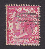 British Honduras, Scott #14b, Used, Victoria, Issued 1882 - British Honduras (...-1970)