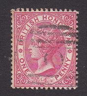 British Honduras, Scott #14b, Used, Victoria, Issued 1882 - Honduras Britannico (...-1970)