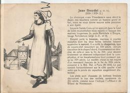 Portraits Historiques. Histoire Du Costume. Jean Breydel. - Histoire