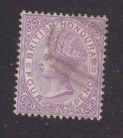 British Honduras, Scott #15, Used, Victoria, Issued 1882 - Honduras Britannique (...-1970)