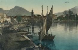 T.850.  RIVA - Lago Di Garda - 1910 - Italia