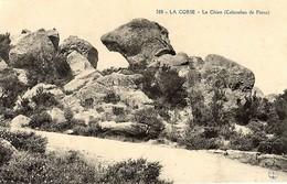 CORSE - PIANA - Dans Les Calanches - Lot De 2 Vues - Other Municipalities