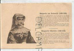 Portraits Historiques. Classic. Marguerite D'Autriche - Histoire