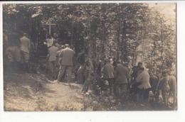 Guerre 1914 - Carte Photo D'une Messe Dans Les Bois:  Achat Immédiat - Oorlog 1914-18