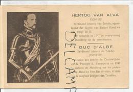 Portraits Historiques. Classic. Duc D'Albe. - Histoire