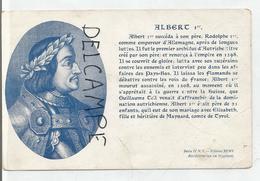 Portraits Historiques. Albert I, Empereur D'Allemagne. - Histoire