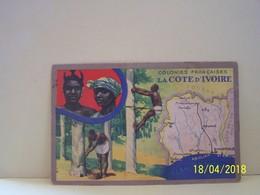 COTE D'IVOIRE. LES COLONIES FRANCAISES. - Ivory Coast