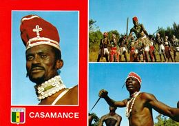 1 AK Senegal * Tänzer Vom Volk Der Diola Aus Der Region Casamance - Senegal