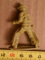 COWBOY JACSAN - PLASTIC - Tin Soldiers