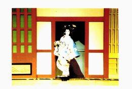 Asie - Japon - Japonaise En Costume Traditionnel - Mitsu Nishikawa / Hassaku (Summer) -  Carte Souple - Other