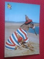 POSTAL POSTCARD POST CARD FUMANDO ESPERO. BURRO BURRITO ASNO DONKEY. SOBERANAS FISA VER FOTO/S Y DESCRIPCIÓN - Burros