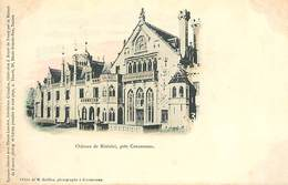 PIE-R-18-2166 : CARTE PRECURSEUR. . CARTE COLORISEE. CHATEAU DE KERIOLET - Frankrijk