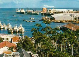 1 AK Mauritius * Hauptstadt Port Louis - Blick über Den Hafen * - Mauricio