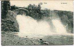 CPA - Carte Postale - Belgique - Coo - La Cascade - 1913  (CP2064) - Stavelot