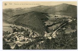 CPA - Carte Postale - Belgique - Coo - Panorama De Coo Et Grand Coo Pris Du Belvédère  (CP2065) - Stavelot