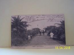 DAKAR (SENEGAL) ROUTE DE BEL-AIR. - Senegal