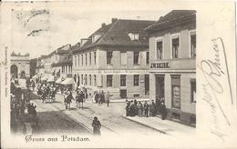 CPA Gruss Aus Postdam - Potsdam