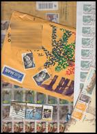 LOTTO - Kg 1,00 Di Buste Italiane E Mondiali - Stamps