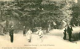 SAINT LEU TAVERNY =  En Forêt (l'Eauriette) - Other Municipalities