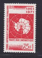 TAAF N°   39 ** MNH Neuf Sans Charnière, TB (D6882) Traité Sur L'Antartique - Terres Australes Et Antarctiques Françaises (TAAF)