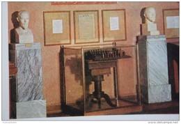 USSR Postcard - Lenin Museum - 16 Postcards Set - Chess Table 1967 - Echecs