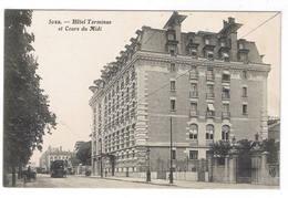 LYON  HOTEL TERMINUS ET COURS DU MIDI - Lyon