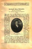 Ferdinand Georg Waldmueller  / Artikel, Entnommen Aus Kalender / 1910 - Books, Magazines, Comics