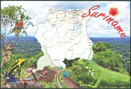 Paramaribo, Suriname, South America - Surinam
