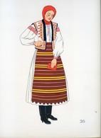 Costume De Hutzul, SLOVAQUIE ORIENTALE ...1939 - Collections