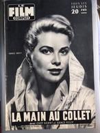 Mon Le Film Complet La Main Au Collet Cary Grant Grace Kelly 4eme De Couverture Rita Gam - Zeitungen