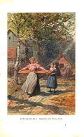 Festtagskuchen  / Druck, Entnommen Aus Kalender / 1910 - Books, Magazines, Comics