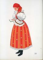 Costume De Veselany, BOHEME  ...1939 - Collections