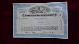 USA - 1983 - General Motors Corporation - 1 Share - No.TD16-305 - Look Scans - Automobil