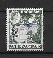 LOTE 1710  /// RODESIA - Rhodesien & Nyasaland (1954-1963)