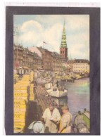 14950    -    COPENAGHEN, Gammel Strands     /     VIAGGIATA - Denmark