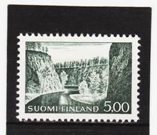 AUA815 FINNLAND 1965 Michl 588 Y ZÄHNUNG SIEHE ABBILDUNG - Finnland
