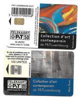 @+ Lot De 2 Cartes Du Luxembourg - Voir Scan (lot 3) - Luxembourg