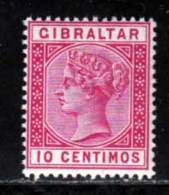 Gibraltar 1889 Yvert 23 ** TB - Gibraltar