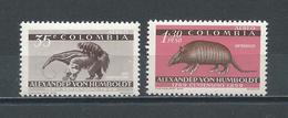 COLOMBIE - Aériens  Yvert Nº 348 Et 349 Neufs**  ( 203) - Colombia