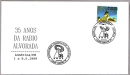 35 Años De RADIO ALVORADA - 35 Years. Londrina PR 1999 - Telecom