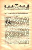Das Neue Riesenschiff Des Norddeutschen Lloyd / Artikel, Entnommen Aus Kalender / 1910 - Books, Magazines, Comics