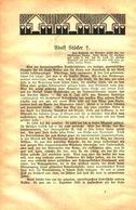 Adolf Stöcker / Artikel, Entnommen Aus Kalender / 1910 - Books, Magazines, Comics